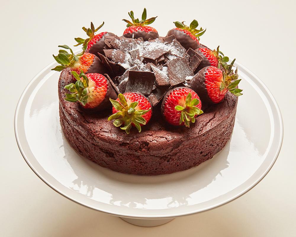 Chocolate Flourless Torte