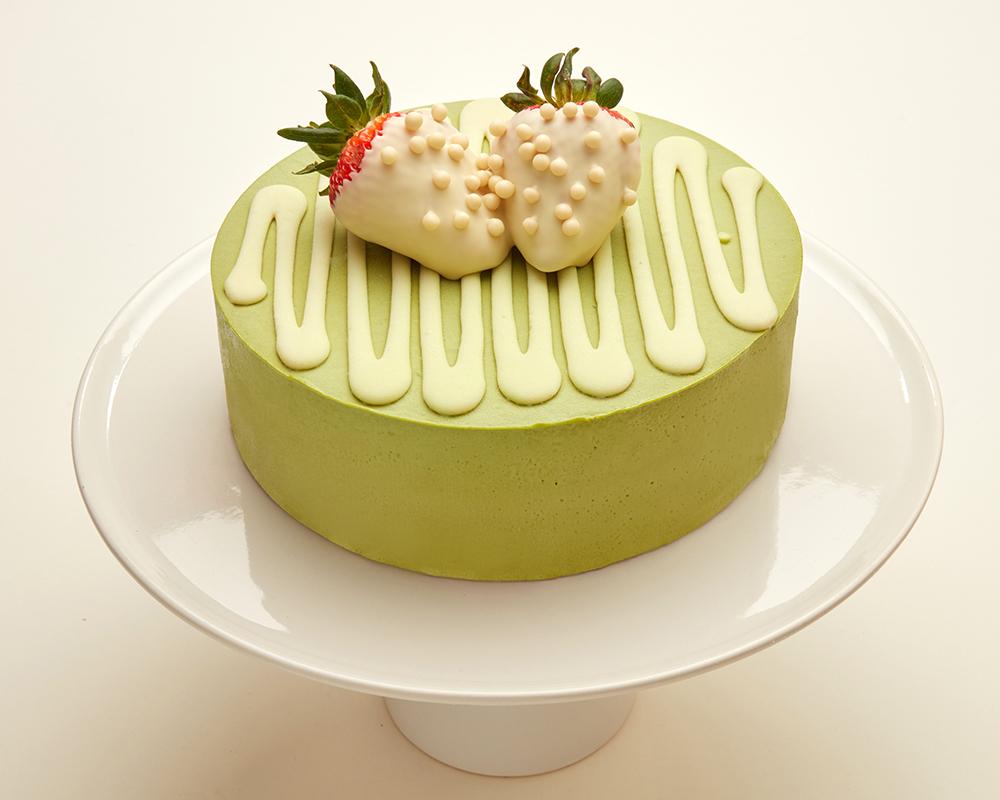 Matcha Tiramisu Cake - Bay Area