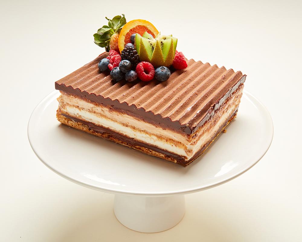 marjolaine cake san francisco