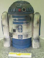 Custom Star Wars Cake San Francisco