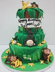 Custom Birthday Cake San Francisco