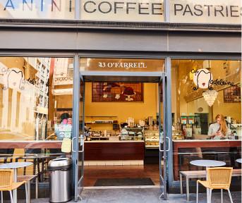 Cafe Madeleine Sf Yelp