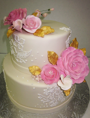 Custom Wedding Cake San Francisco