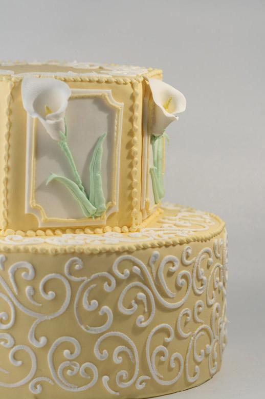 Custom Cakes & Wedding Cakes - Cafe Madeleine in San Francisco