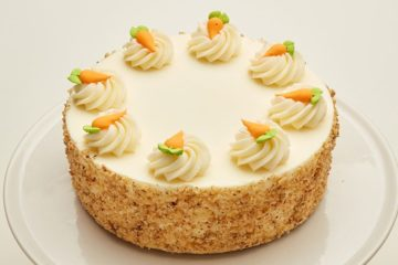 homemade carrot cake in san francisco
